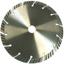 splite turbo sintered blade